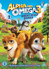 Alpha and Omega - The Great Wolf Games (DVD)