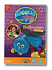 Woolly & Tig Vol 4 - Halloween Special (DVD)