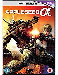Appleseed Alpha (DVD)