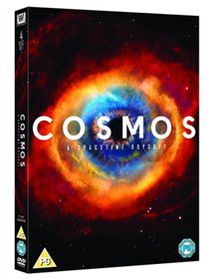 Cosmos - A Spacetime Odyssey (DVD)