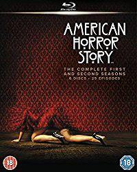 American Horror Story Seasons 1-2 (Blu-ray)