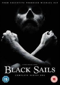 Black Sails Series 1 (DVD)