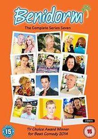 Benidorm - Series 7 - Complete (DVD)