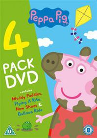 Peppa Pig - The Muddy Puddles Collection (DVD)