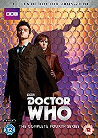 Doctor Who: Series 4 - Complete (DVD)