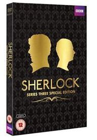 Sherlock - Series 3 - Complete (DVD)