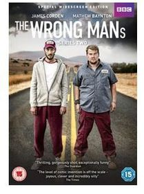 The Wrong Mans - Series 2 - Complete (DVD)