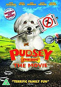 Pudsey The Dog Movie (DVD)