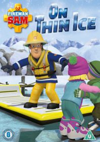 Fireman Sam: On Thin Ice (DVD)