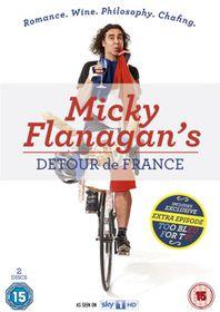 Micky Flanagan's Detour De France (DVD)