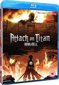 Attack On Titan - Part 1 (Blu-Ray)