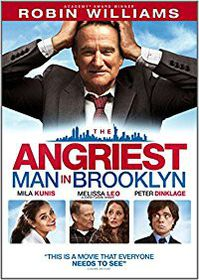 Angriest Man In Brooklyn (DVD)