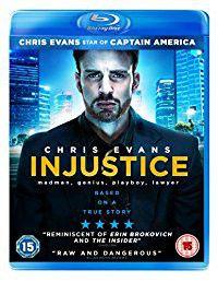 Injustice Blu Ray (Blu-ray)