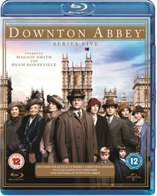 Downton Abbey: Series 5 - Complete (Blu-Ray)