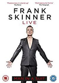 Frank Skinner Man In A Suit Live (DVD)