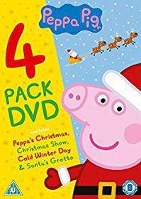 Peppa Pig The Christmas Collection (Slim) (DVD)