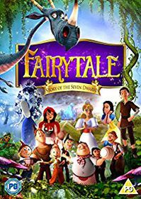 Fairytale: Story Of The 7 Dwarves DVD (DVD)