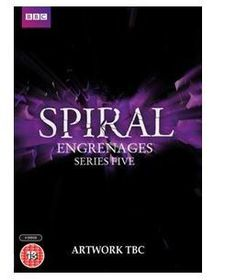 Spiral - Series 5 - Complete (DVD)