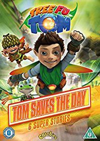 Tree Fu Tom: Tom Saves the Day (DVD)