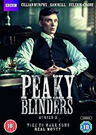Peaky Blinders: Series 2 (DVD)