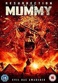 Resurrection of The Mummy (DVD)