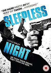 Sleepless Night (DVD)