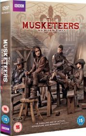 The Musketeers - Series 2 - Complete (DVD)