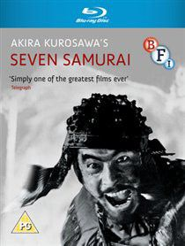 Seven Samurai (Import Blu-ray)