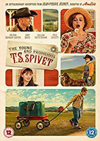The Young And Prodigious T.S. Spivet (DVD)