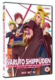 Naruto Shippuden - Box Set 20 (DVD)
