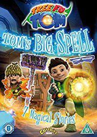 Tree Fu Tom: Tom's Big Spell (DVD)
