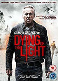 Dying Of The Light DVD (DVD)