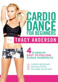 Tracy Anderson - Cardio Dance For Beginners (DVD)