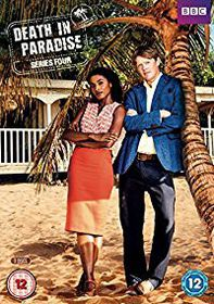 Death In Paradise - Series 4 - Complete (DVD)