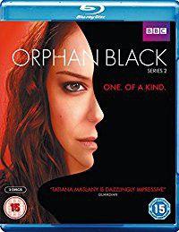 Orphan Black - Series 2 - Complete (Blu-Ray)