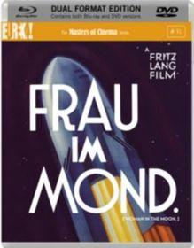 Frau Im Mond (Blu-ray)