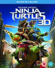 Teenage Mutant Ninja Turtles (3D + 2D Blu-ray)