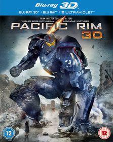 Pacific Rim (3D + 2D Blu-ray)