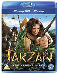 Tarzan 3D (Blu-ray)