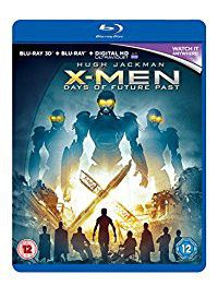 X-Men: Days Of Future Past (3D + 2D Blu-ray)