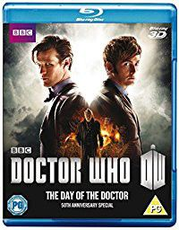 Doctor Who - The Day Of The Doctor - 50th Anniversary Release (Blu-Ray)