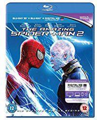 The Amazing Spider-Man 2 (Blu-ray)