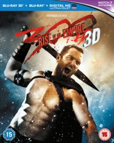 300 - Rise Of An Empire (3D + 2D Blu-ray)