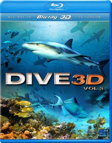 Dive 3D - Part 3 (3D Blu-ray)
