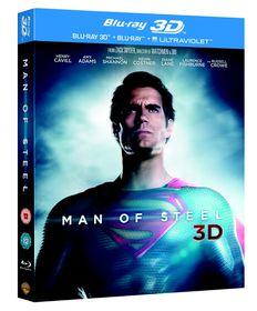 Man of Steel (3D+2D Blu-ray)