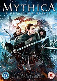 Mythica: A Quest For Heroes DVD (DVD)
