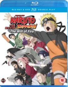 Naruto shippuden - Movie 3 - The Will Of Fire (Blu-ray)