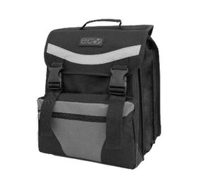 Eco 3 Division Scholar Backpack Set - Black