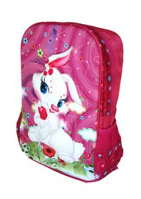 Eco 3D Bunny Backpack