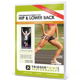 TriggerPoint Hip & Lower Back DVD - Green